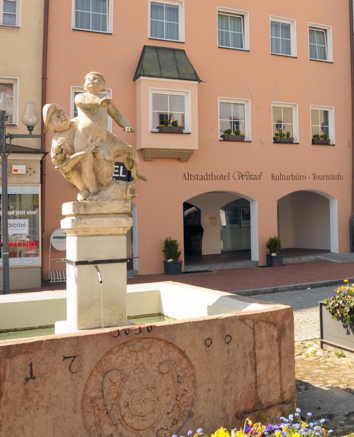 Altstadt Hotel Wetzel - Unser Hotel