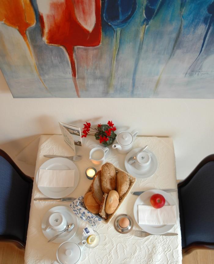 Altstadt Hotel Wetzel - Unser Frühstück