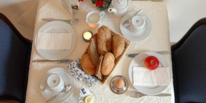 Altstadt Hotel Wetzel - Frühstück