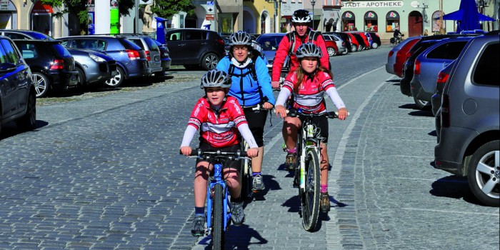 Altstadt Hotel Wetzel - Fahrradtouren
